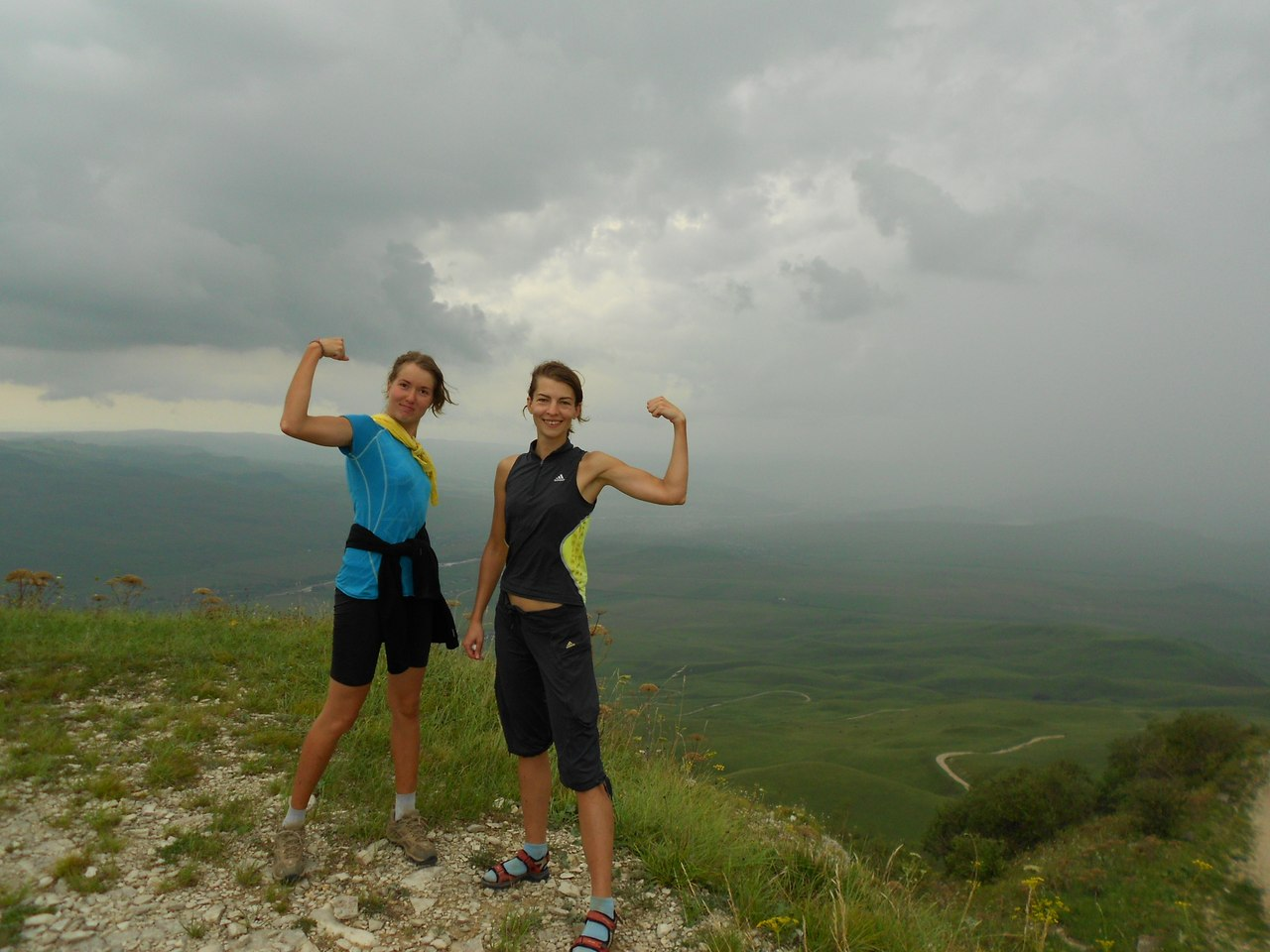 Рассказ о велопоходе по Кавказу