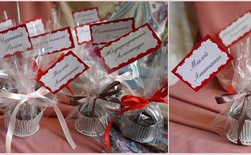 Подарки на 8 марта своими руками коллегам женщинам