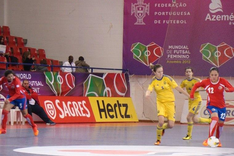 FIFA, III WORLD WOMEN'S FUTSAL, Portugal 2012, украина, DRAW, чемпионат мира 2008, мини-ф, Mundial de Futsal Feminino, женский футзал, Futsal feminino
