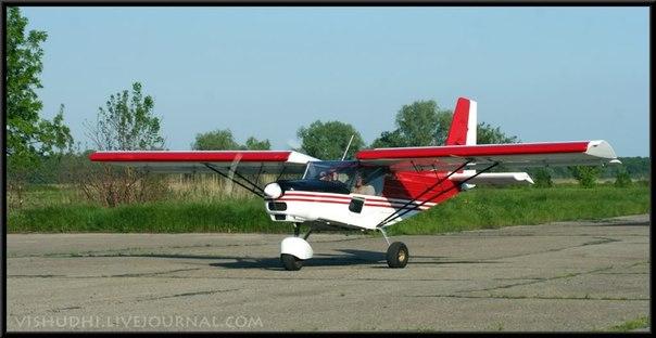 Первым делом — самолёты  Легкая и сверхлегкая...