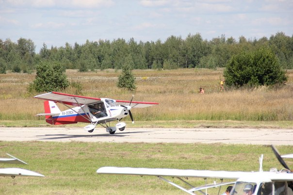 18 августа на аэродроме «Панино» в Спасском районе под Рязанью прошло традиционное авиашоу, посвящённое Дню...