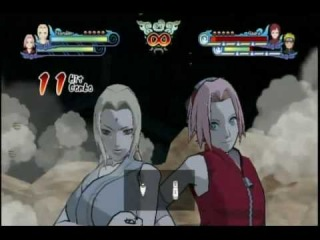 Naruto Shippuden: Clash of Ninja Revolution 3 All Tag-Team Jutsus