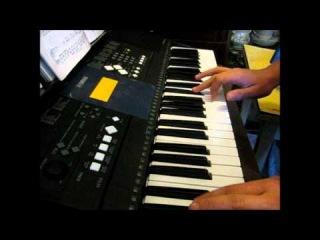 Сергей Шнуров - Привет Морриконе на синтезаторе
