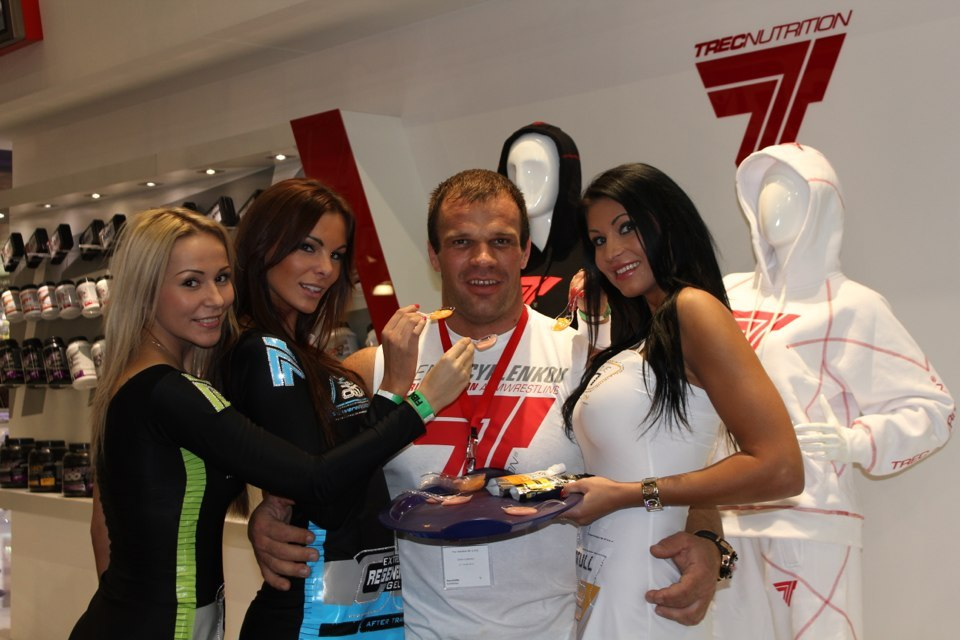 Denis Cyplenkov - Trec Nutrition - FIBO POWER 2013