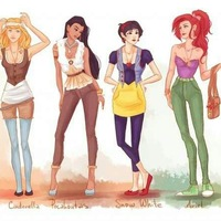 современные мультяшные герои