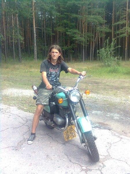Было первый мотоцикл восход 2м