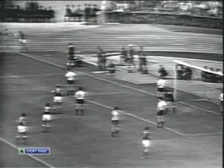 1967 Австрия - СССР с участием Эдуарда Стрельцова!