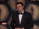 Oscars 2013 Seth MacFarlane's Edgiest Oscar Jokes !