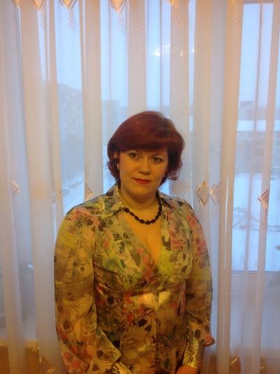 Оксана Меркурьева, 18 декабря 1976, Нижневартовск, id204624056
