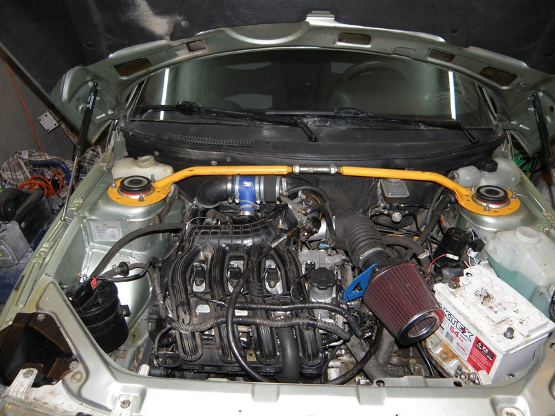 Двигатель 124 ваз фото