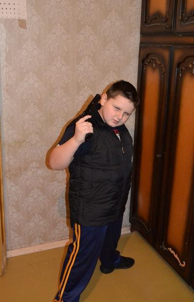 Миша Гребенников, 20 января 1999, Москва, id196117309
