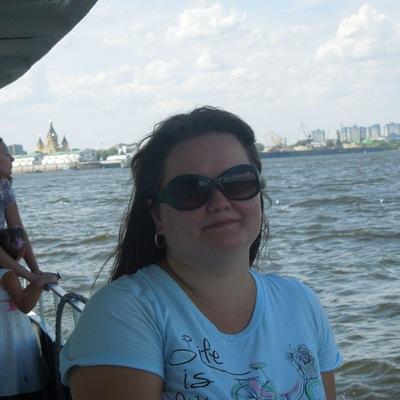 Елена Ткаченко, 4 августа 1989, Нижний Новгород, id157915771