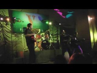"""группа """"HARFANG"""" на ежегодном рок- фестивале """"Виктория"""". г. Яранск"""