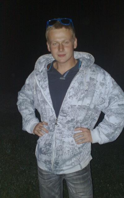 Андрей Ражевский, 15 февраля 1992, Минск, id8965706