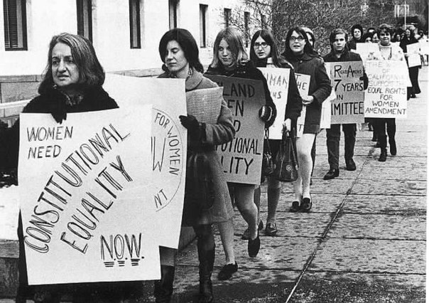 the american feminist movement in the 1960s