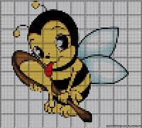 Пчёлки.