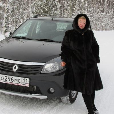 Татьяна Бондаренко, 27 мая 1954, Каджером, id200644582
