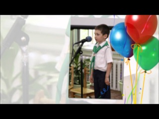 Награждение Искателей и Бобрят 12 05 2012