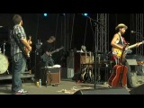 Jackie Greene performs 'New Speedway Boogie'