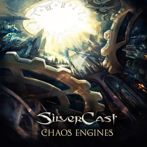 Подробности дебютного альбома SILVERCAST - Chaos Engines (2012)