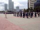Центральный военный оркестр МО РК - Gangnam Style