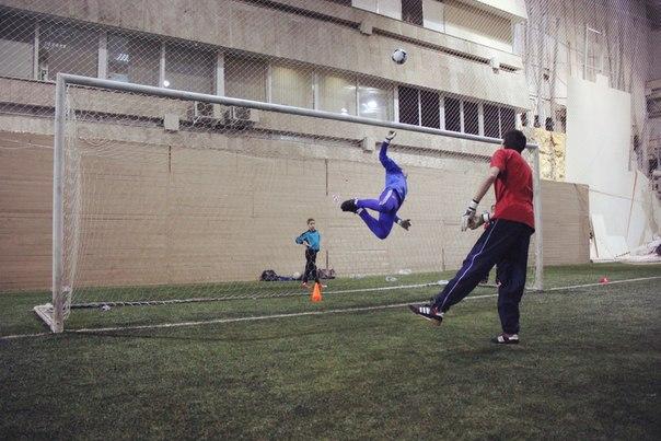 Школа вратаря по футболу