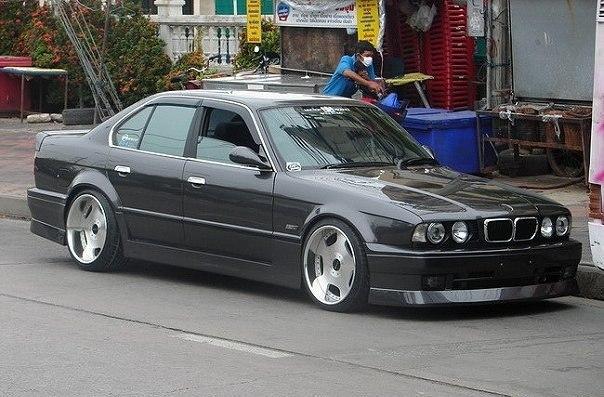 Тачки BMW-e34 tuning | ВКонтакте