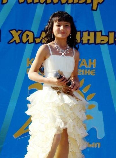 Нуржанат Уалихановна, 31 августа 1999, id203803461