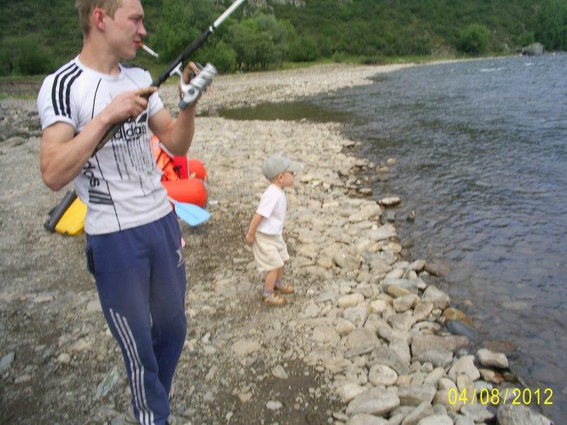 Рыбалка на рыб!