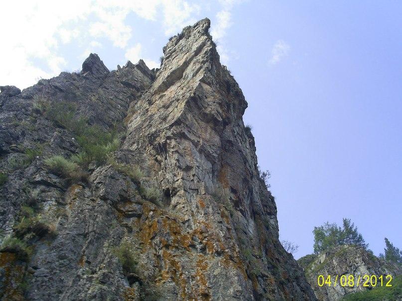 Случайное фото скалы