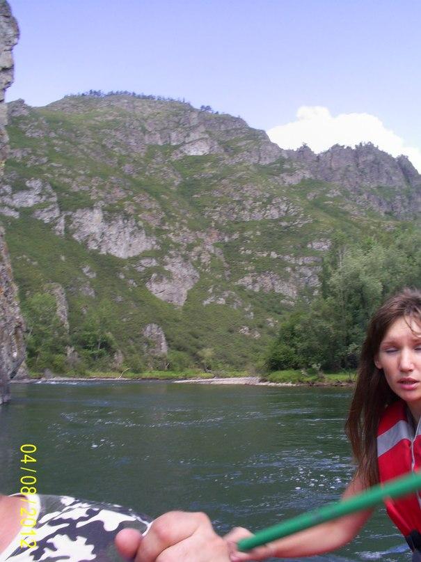Гид-профессионал проведет вас по реке даже с закрытыми глазами