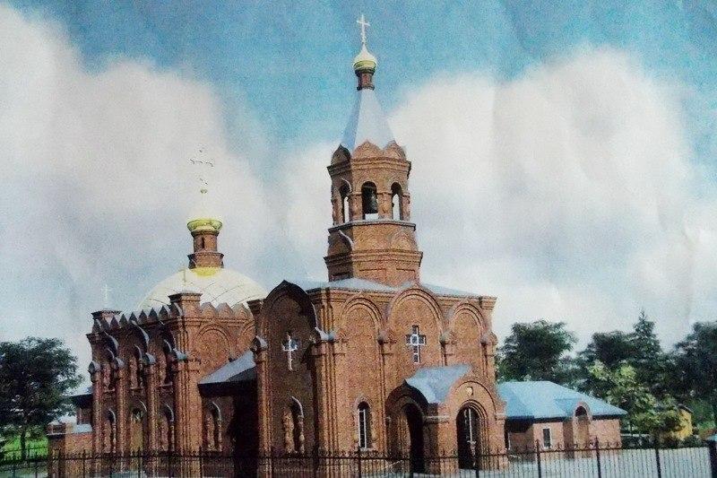 Вот как будет выглядеть церковь Знамения в селе Курья