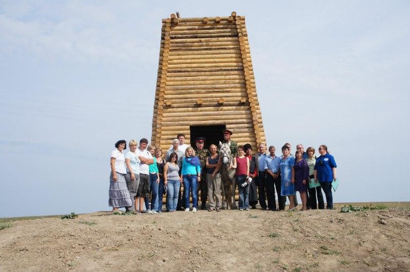 Казачья подкова Алтая - казачий маяк