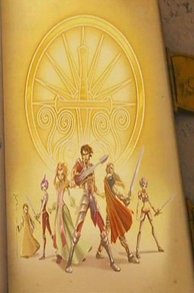 клуб винкс тайна затерянного королевства в hd