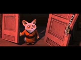 Кунг фу Панда Kung Fu Panda DVDRip 2008 chunk 1
