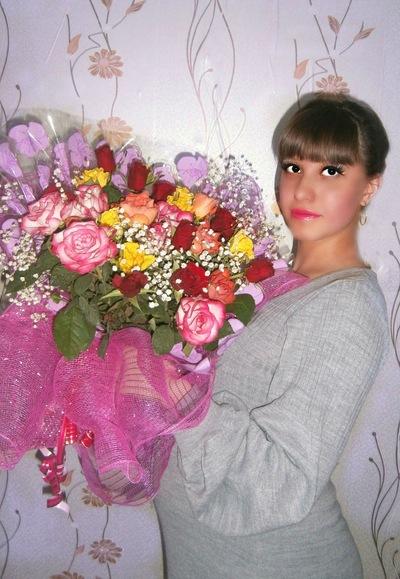 Анастасия Леонтьева, 7 ноября 1991, Черемхово, id112803102