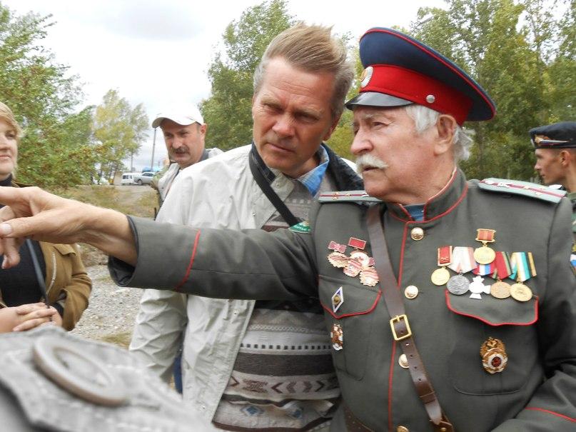 Казачья подкова Алтая - награды казаков