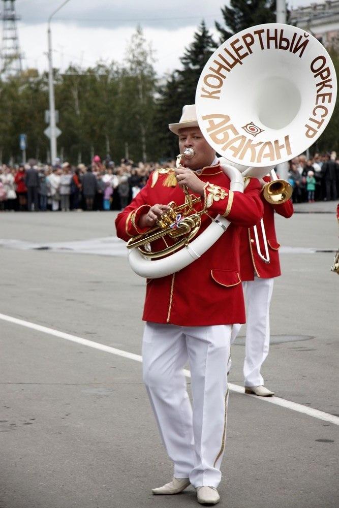 День города Барнаула