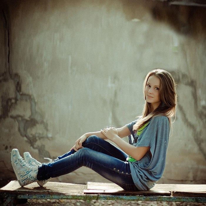 фотопортреты девушек: