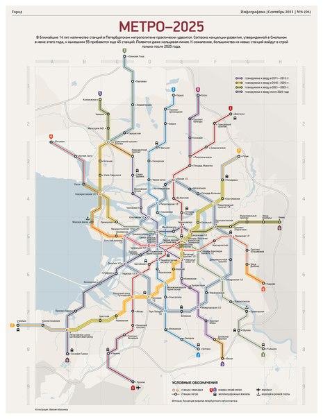 Ссылка www.metro.spb.ru