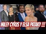 Miley Cyrus y Elsa Pataky ENTREVISTA! Hermanas Españolas!!!!
