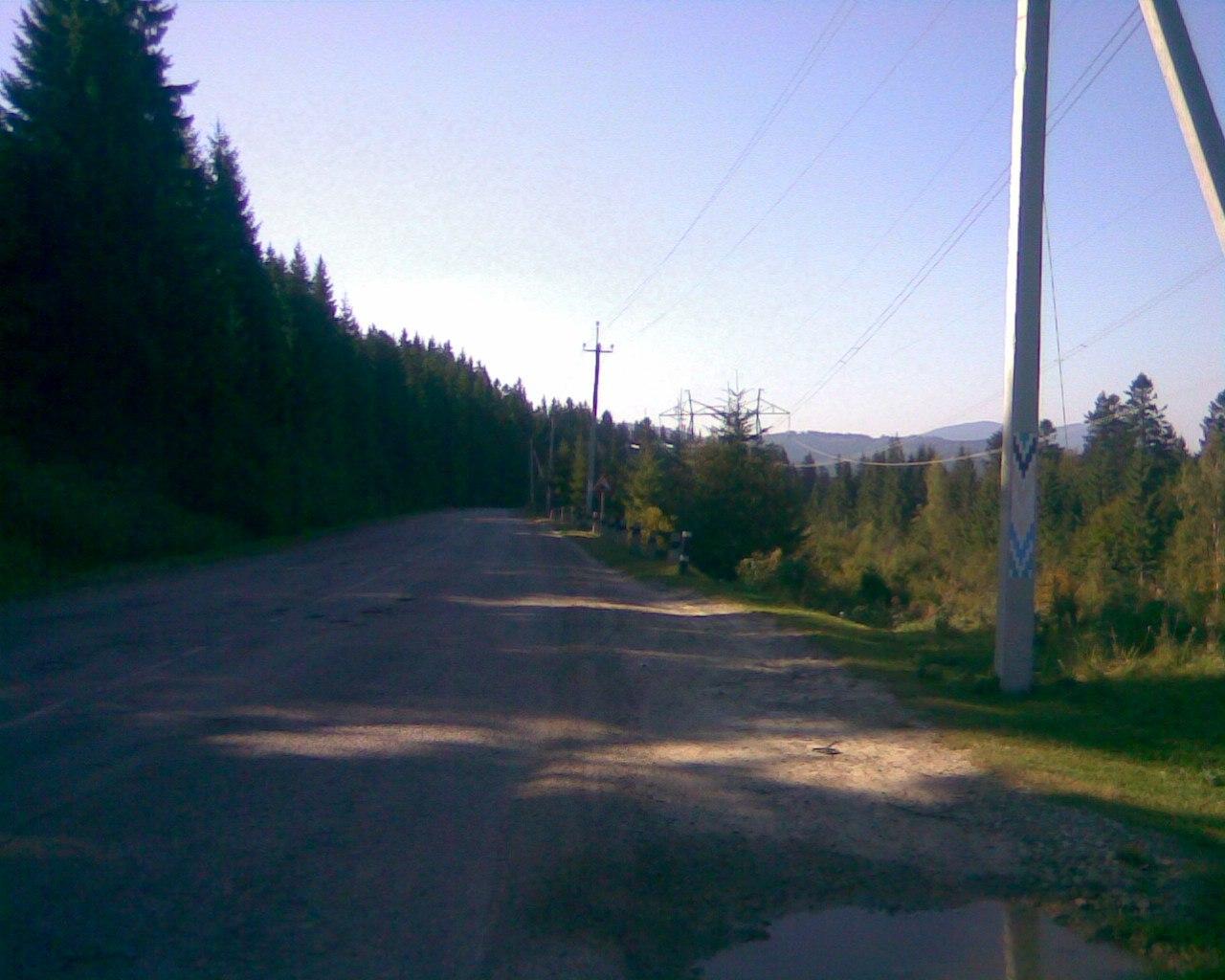 Ивано-Франковск - Сыневир (300-350км) SH6l9a51oag