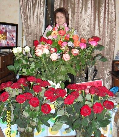Лариса Демидова, 12 апреля , Москва, id185906327