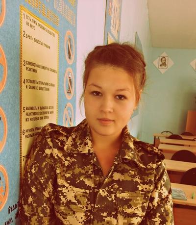 Венера Азимуратова, 21 июля , Москва, id187733706