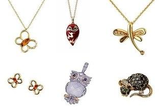 Многие модные ювелирные дома выпускают отдельные коллекции ювелирных украше