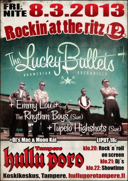 08.03 Rockin' At The Ritz #12