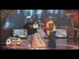 John Cena and Hulk Hogan (Teen Choice Awards 2005)
