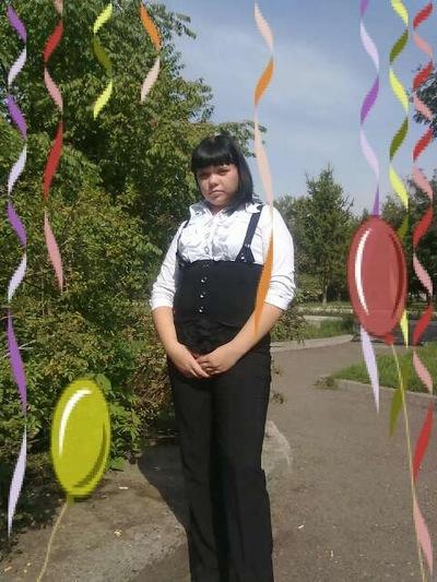 Мариша Волкова, 14 января 1995, Красноярск, id189693281