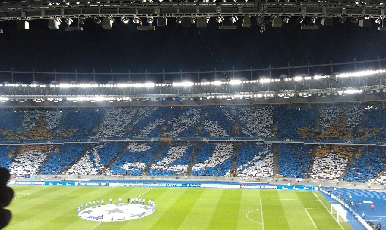 Футбол динамо киев- боруссия м