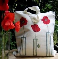 Вышитые сумки на самом деле очень красивые.  Правда нужно обладать талантом и умением...
